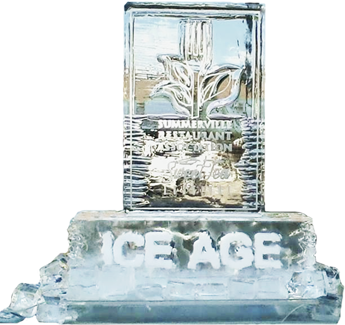 Ice Sculpture Charleston